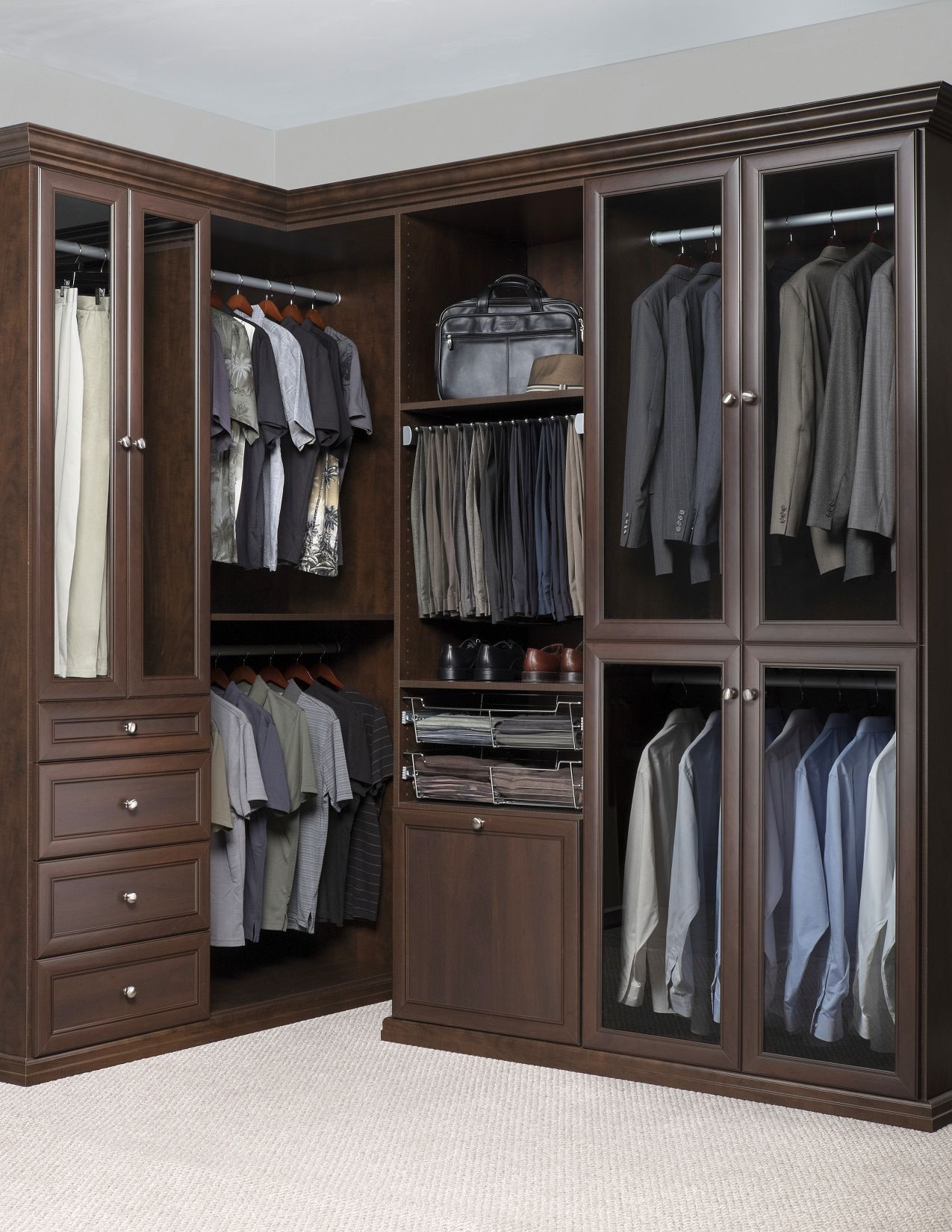closet walkin closetstyles in for accessories trends empty wall walk closets
