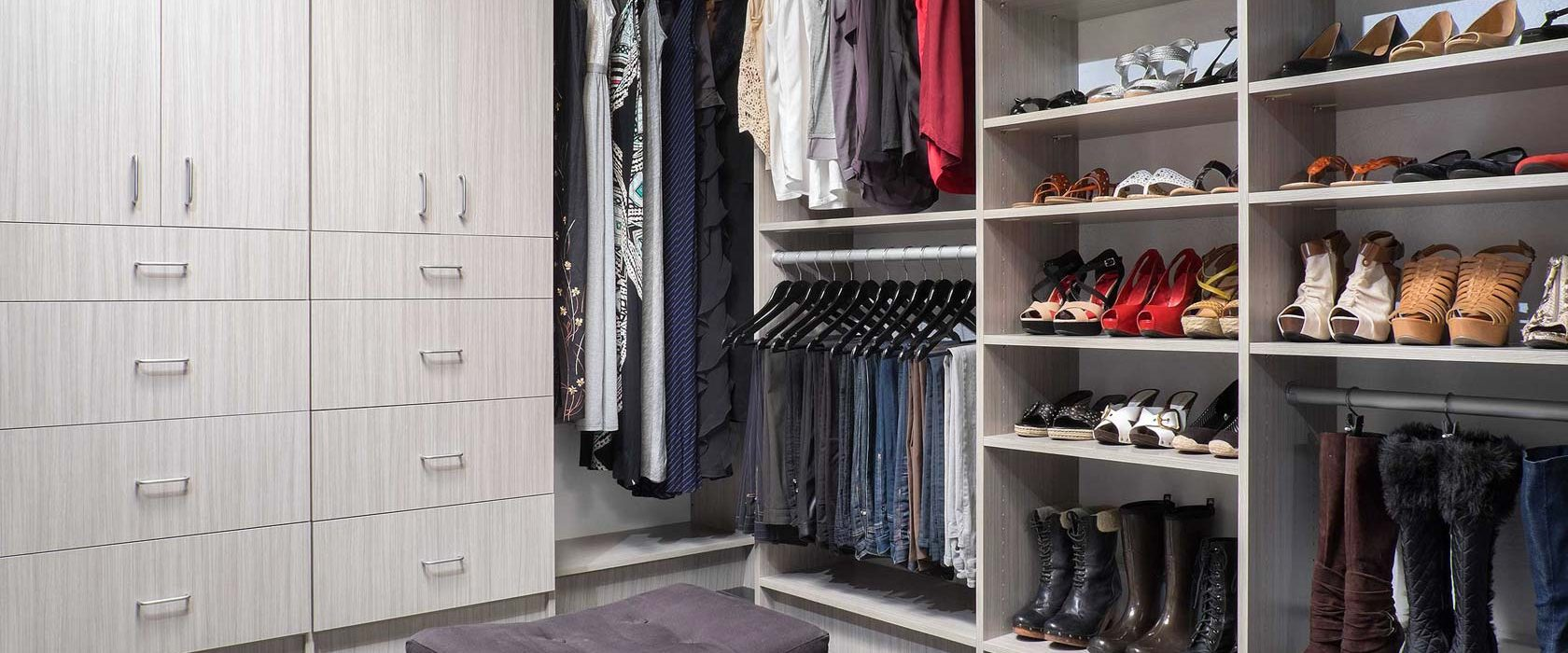 gallery of custom closet images