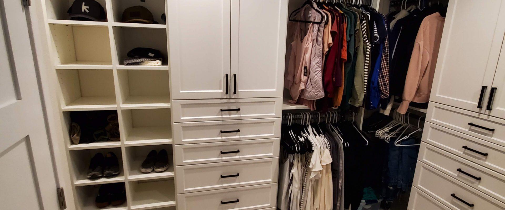 Picture of: Custom Closet Organizers Cabinets San Diego Closet Design
